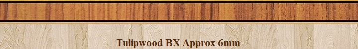 Banding Tulipwood BX 6mm image