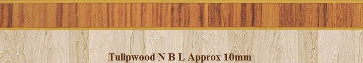 Banding Tulipwood Box Line Only 10mm image