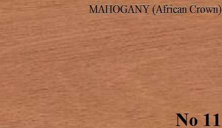 MAHOGANY AFRICAN crown cut