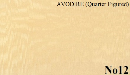 AVODIRE quarter cut