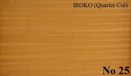 IROKO quartered