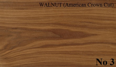 WALNUT American crown cut