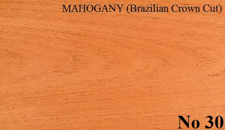 MAHOGANY Brazilian Crown