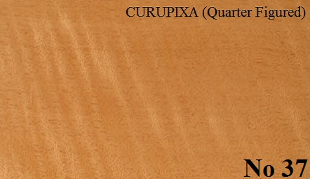 CURUPIXA Quarter Figured