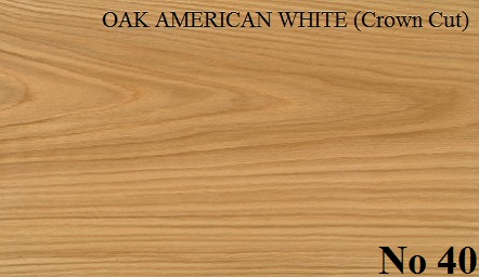 OAK AMERICAN WHITE Crown