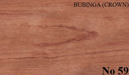 BUBINGA CROWN