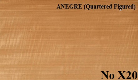 Anegre (Quarter Figured)