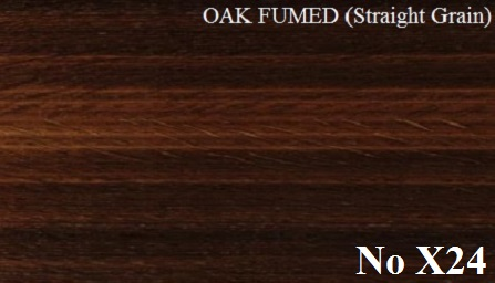 OAK FUMED (Straight Grain)