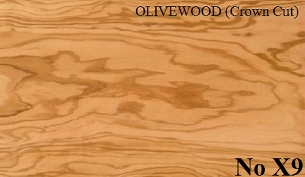 OLIVEWOOD (Crown Cut
